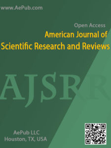 American Journal of Scientific Research and Reviews