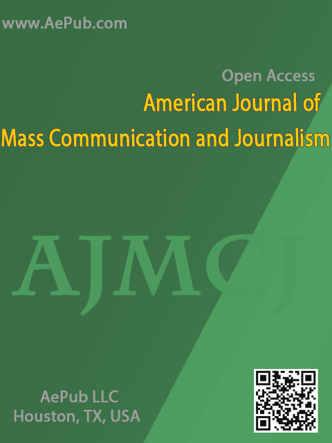 American Journal of Mass Communication and Journalism