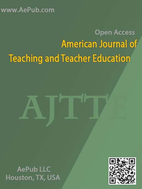 American Journal of Teaching and Teacher Education