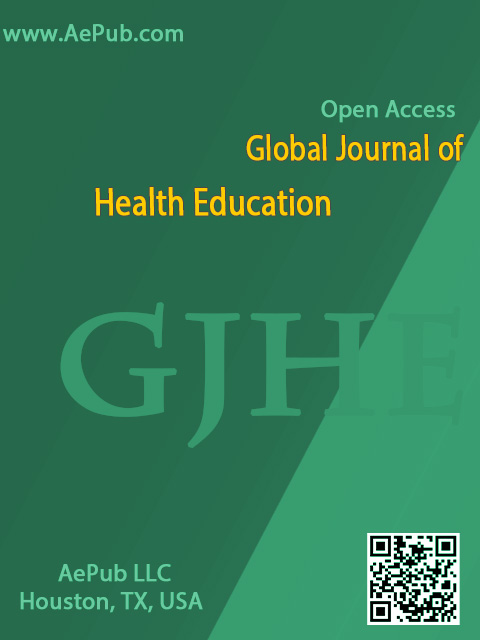 Global Journal of Health Education