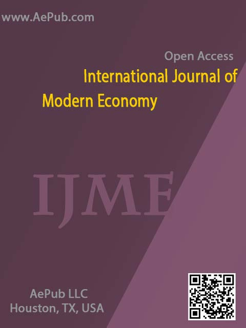 International Journal of Modern Economy