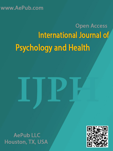 International Journal of Psychology and Health