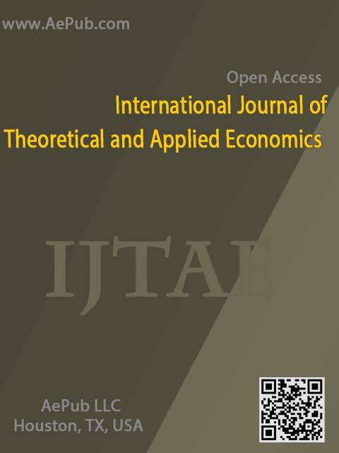 International Journal of Theoretical and Applied Economics