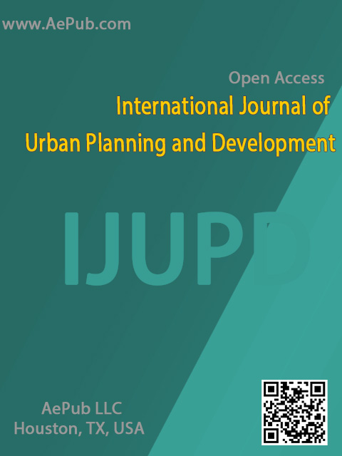 International Journal of Urban Planning and Development