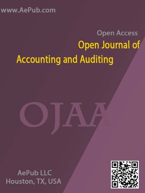 Open Journal of Accounting and Auditing