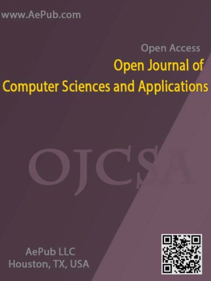 Open Journal of Computer Sciences and Applications