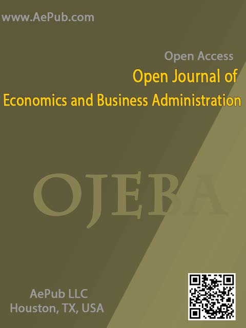 Open Journal of Economics and Business Administration