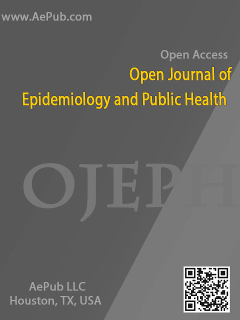 Open Journal of Epidemiology and Public Health