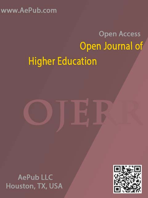 Open Journal of Higher Education