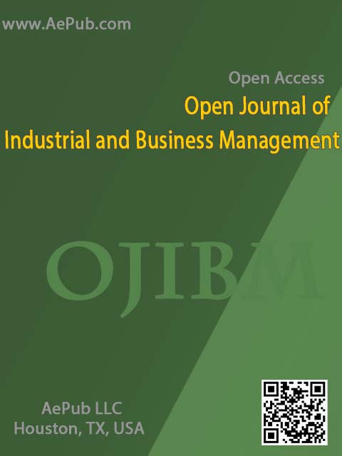 Open Journal of Industrial and Business Management