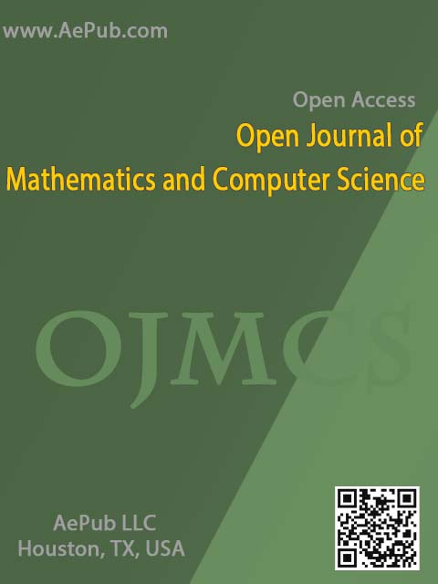 Open Journal of Mathematics and Computer Science