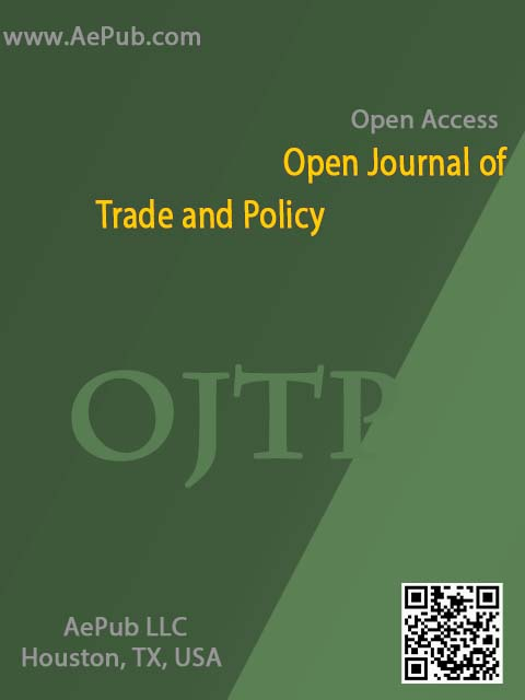Open Journal of Trade and Policy